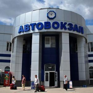 Автовокзалы Большевика