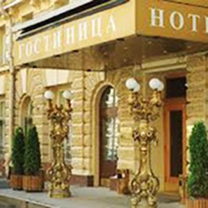 Гостиницы Большевика