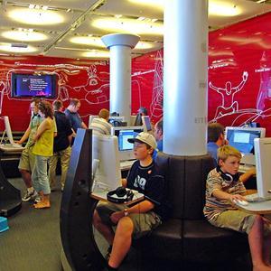 Интернет-кафе Большевика