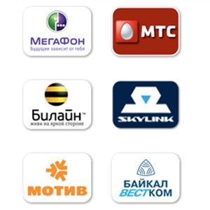 Операторы сотовой связи Большевика