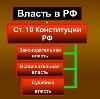 Органы власти в Большевике