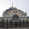 Железнодорожные вокзалы в Большевике