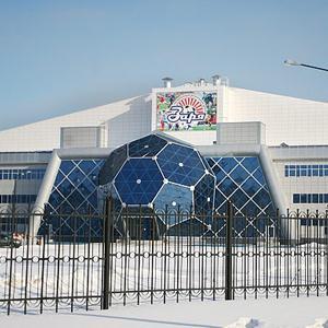Спортивные комплексы Большевика